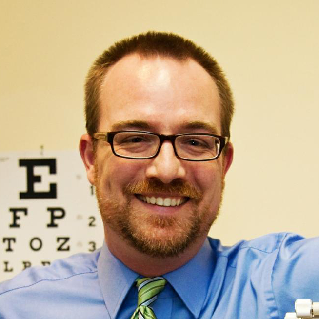 Dr. Nathan Bonilla Warford, OD at Bright Eyes Family Vision