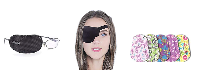 Types of Eye Patch