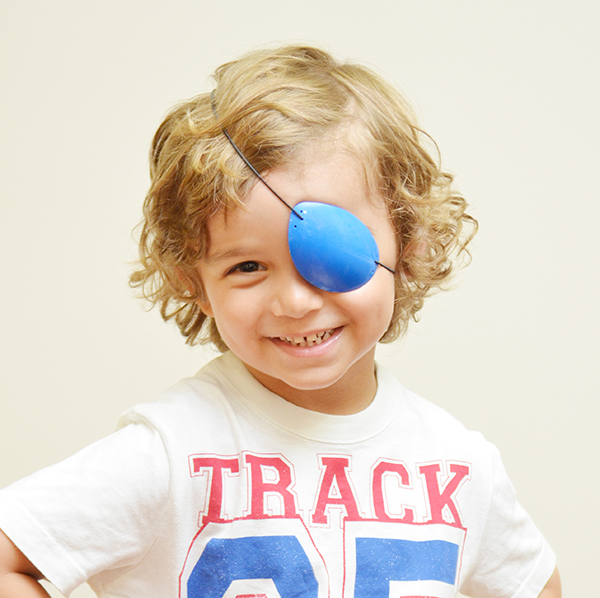 medical eye patch