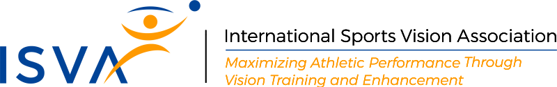 international sports vision association logo