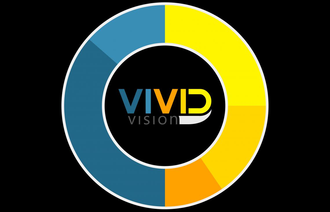 This is the Vivid Vision logo.