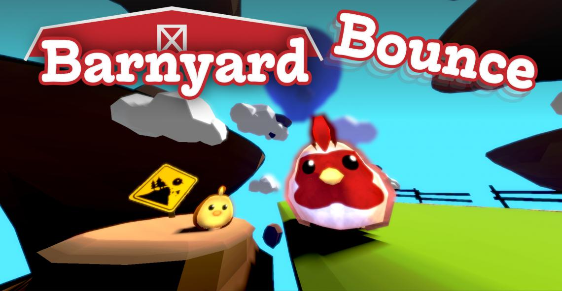 Barnyard Bounce is an interactive vergence game that allows patients to work on vergence facility while enjoying the fun and immersive quality of VR.