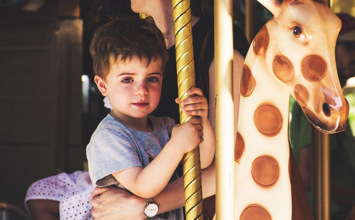 Clayton started with patching for amblyopia and strabismus when he was 15 months old. Despite seeing some progress with patching, atropine drops, and surgery, Clayton continued to struggle.
