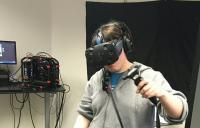 James on the Vive - vive vr image high resolution
